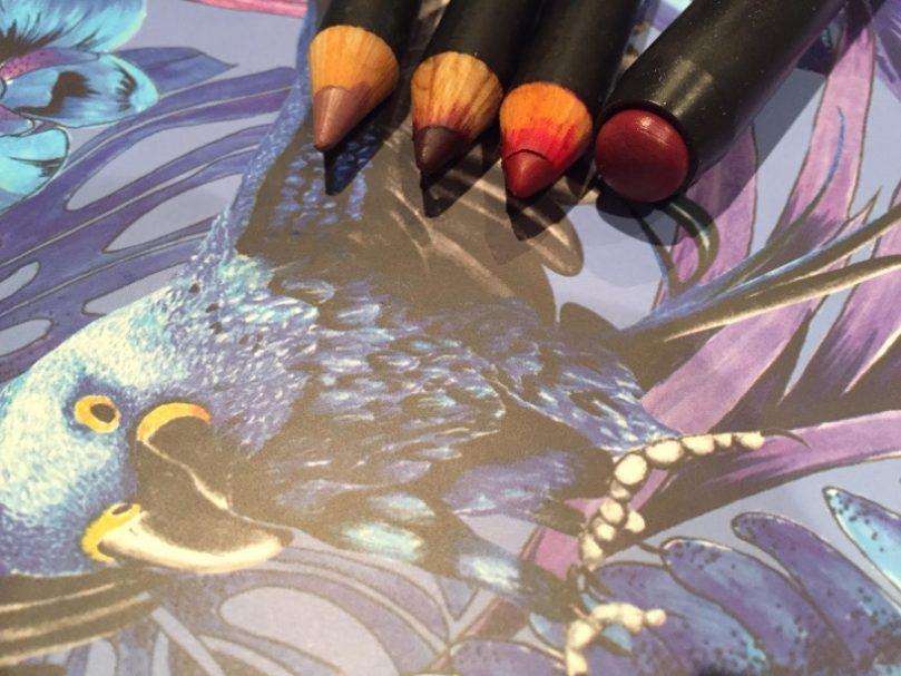 lápis-batom, batom lipstick maquiagem