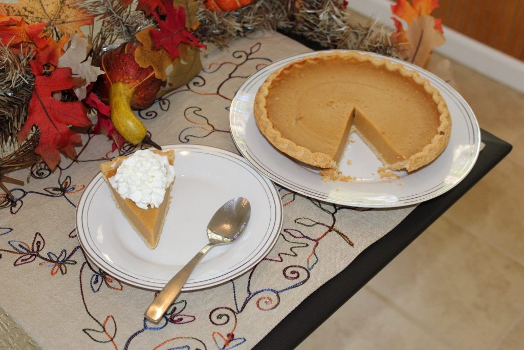 fall outono autumn torta abobora pumkin pie
