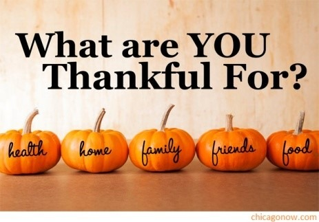 thankful gratos gratidao