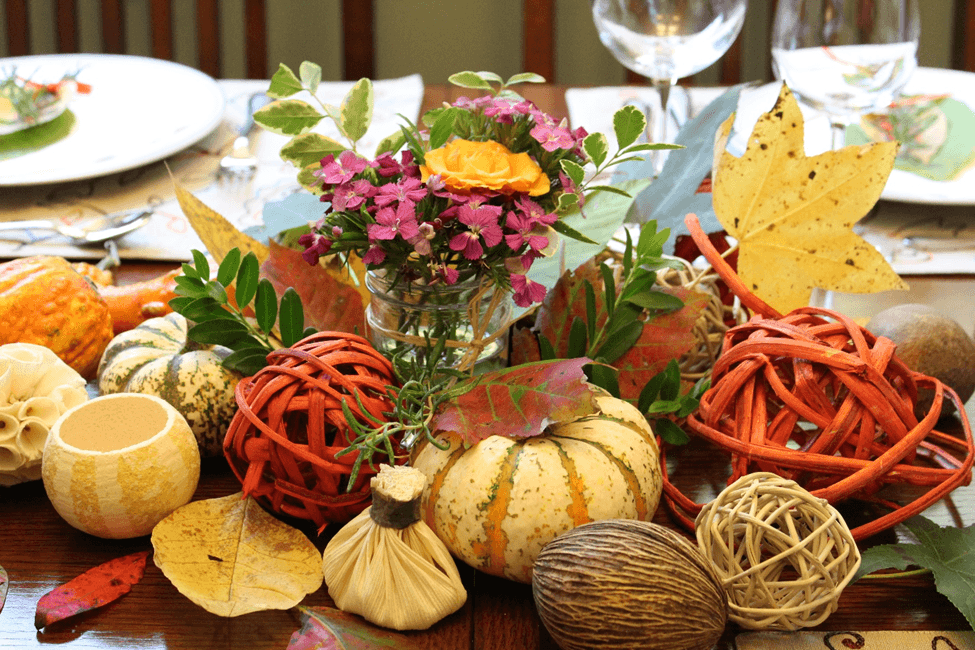 thanksgiving decoration table acao de gracas mesa decoracao