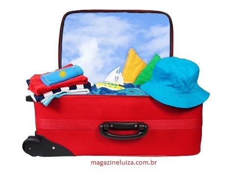 mala malas roupas fazendo fazer viagem