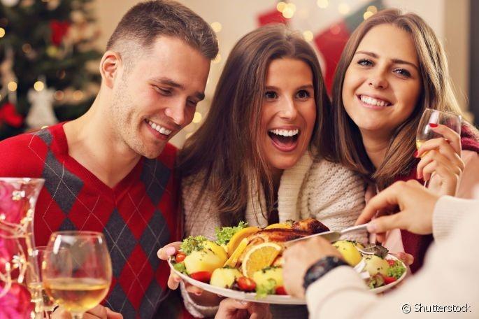 resistir tentacoes festas de final de ano vida saudavel