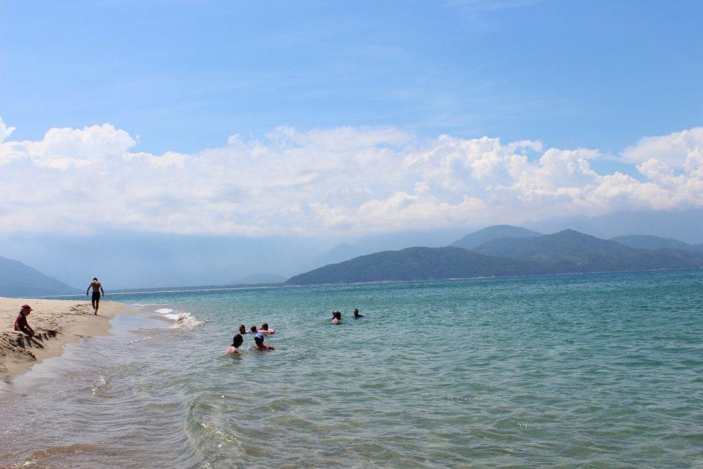 ubatuba mar ferias verao praia beach