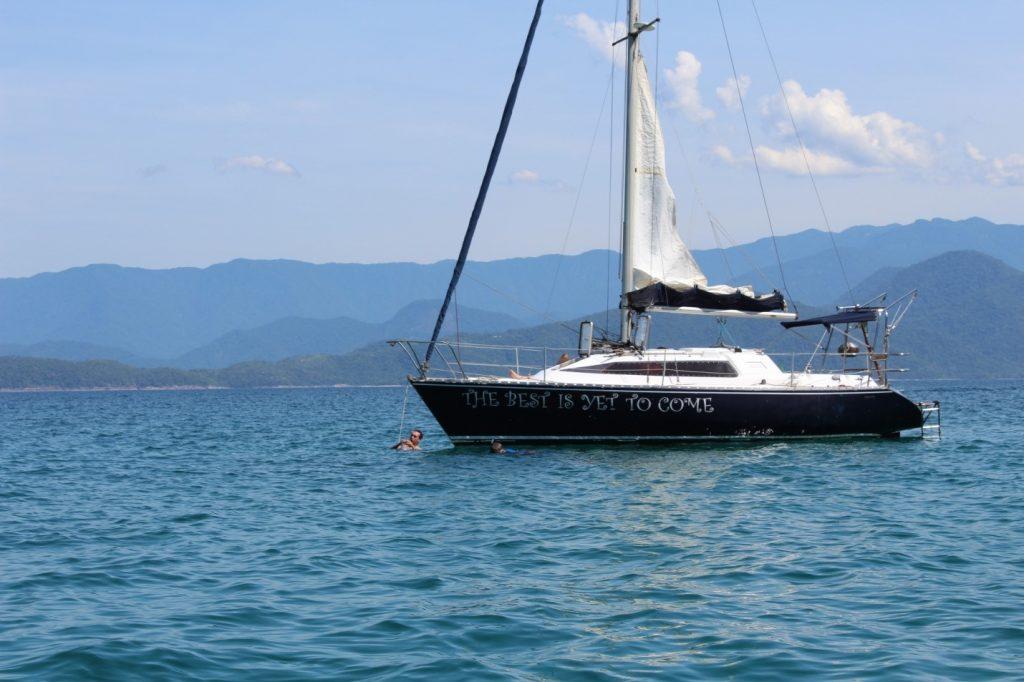 sea mar ubatuba parati angra dos reis ferias verao vacation summer boat barco veleiro sail boat