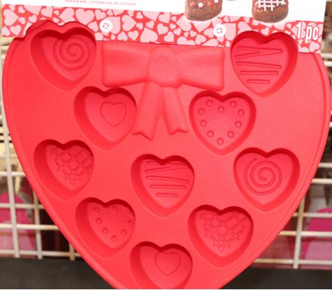 forma de bolo coracao heart cake