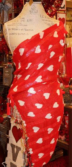 scarf echarpe valentines day dia namorados amor love