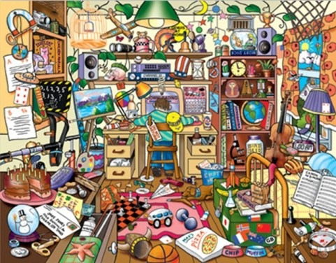 dicas limpeza bagunca casa desarrumada