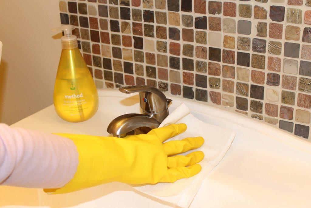dicas limpeza banheiro