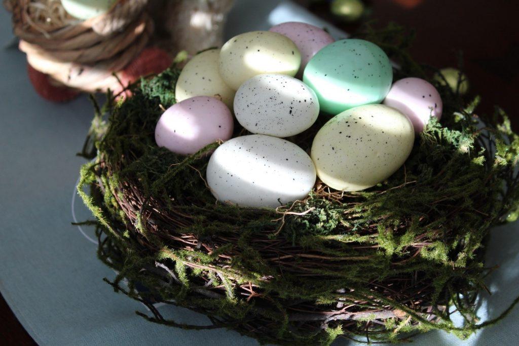 easter eggs decorations ovos pascoa decoracao simbolo