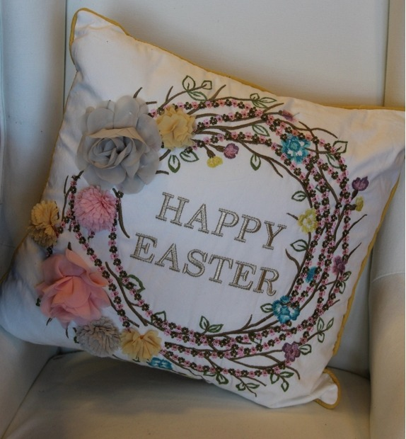 easter decoration pillows pascoa decoracao almofadas