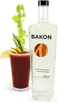vodka sabor bacon