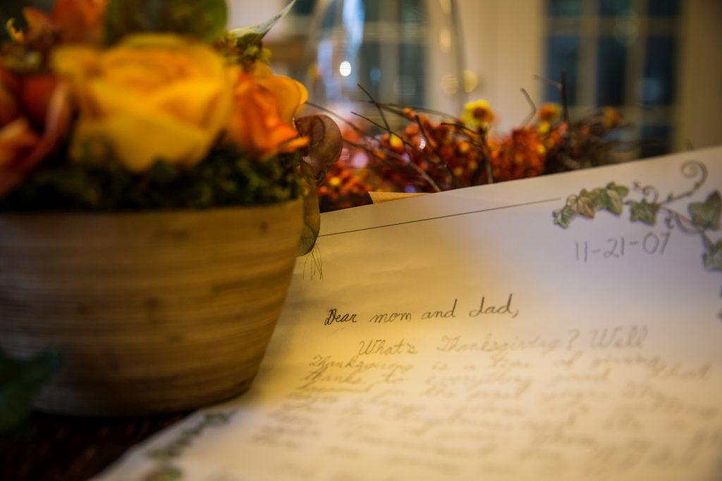 Thanksgiving gratidao thankful