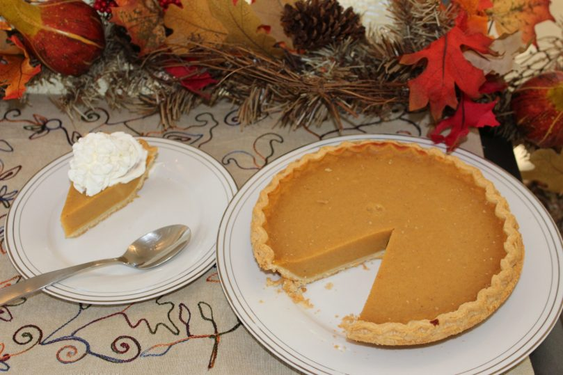 torta abobora pumpkin pie