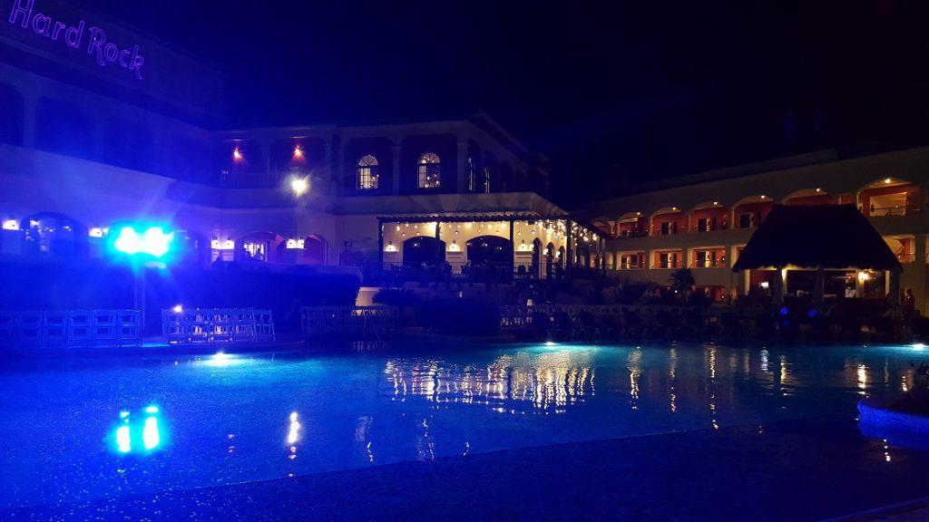 Outra parte da piscina...