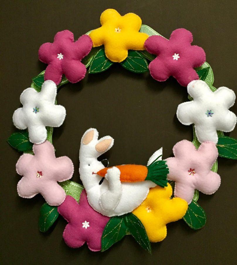Páscoa decoração