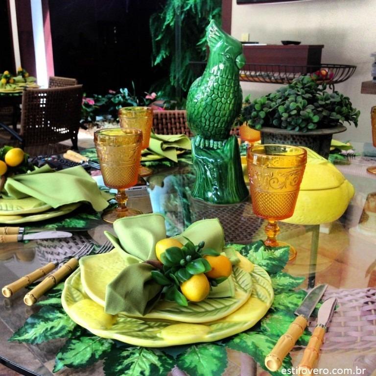 mesa decoração colocando corretamente arrumar corretamente