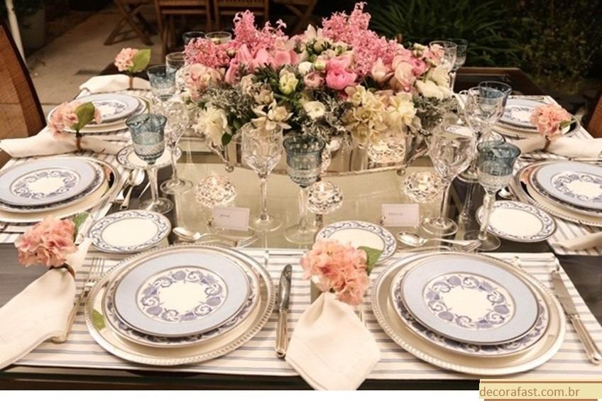 mesa decoração arrumar colocando corretamente arrumar corretamente