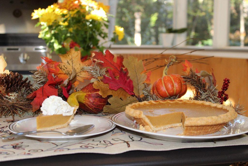 autumn fall outono pumpkin pie torta abobora