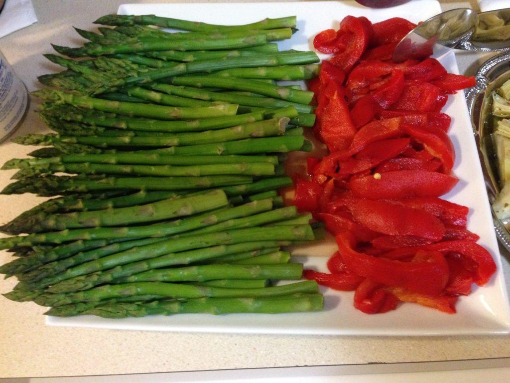 natal mesa salada cores