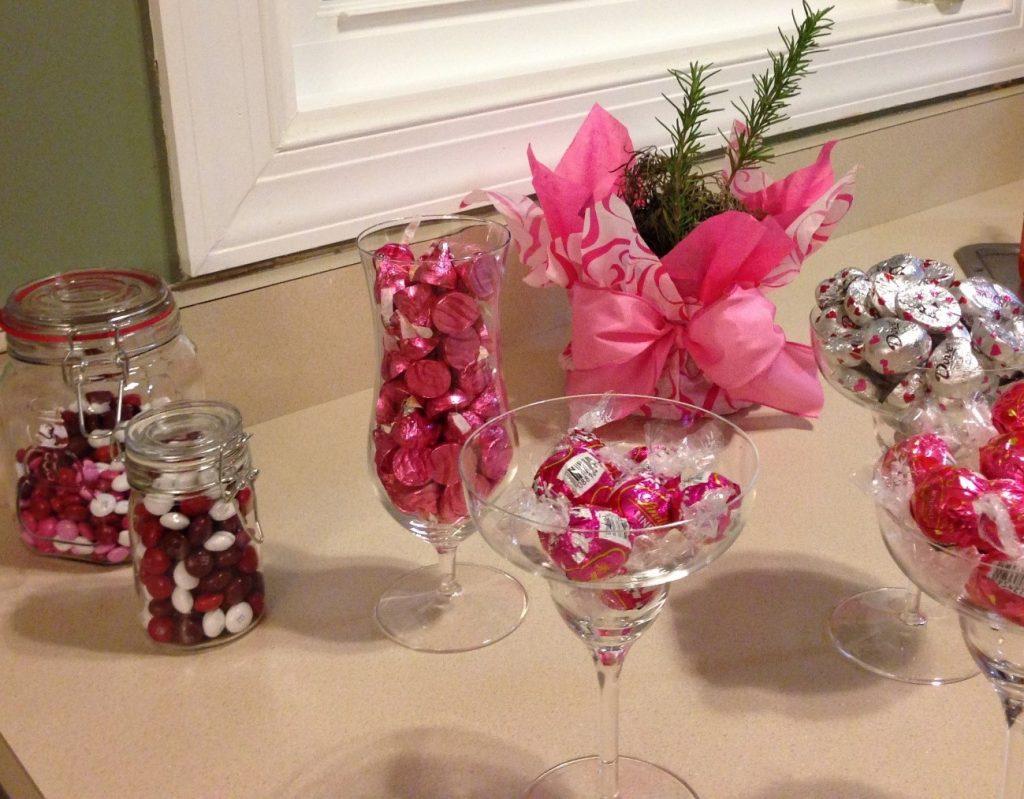 decoracao dia namorados valentine's day decoration