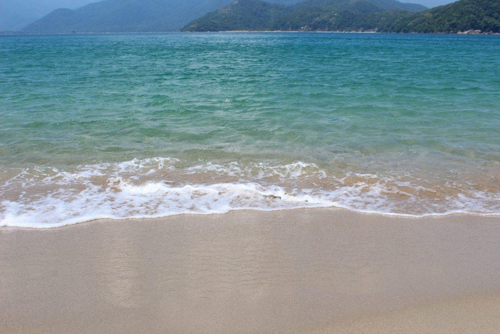 ubatuba praia verao ferias mar