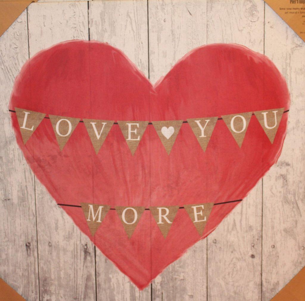 quadro amor love valentines day dia namorados