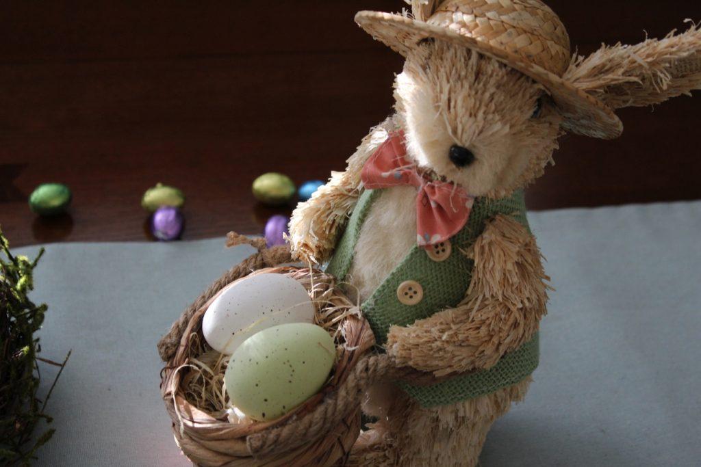 pasoa decoracao coelho ovos easter decorations eggs bunny