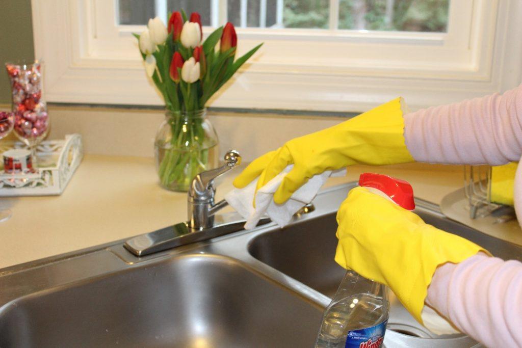 dicas limpeza cozinha