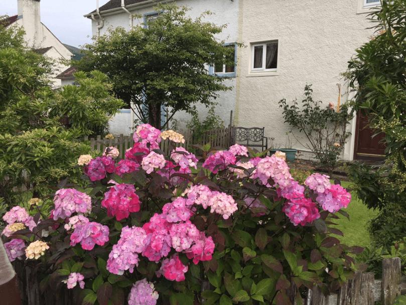kinlochard escocia jardins