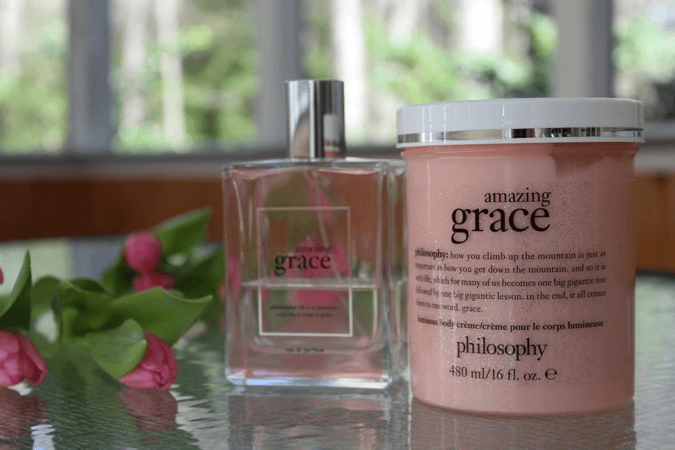 philosophy amazing grace hidratante perfume