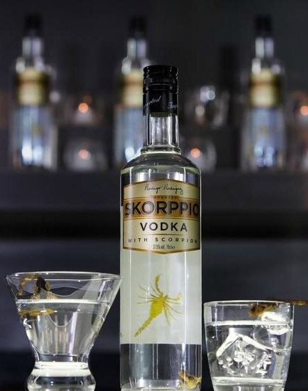 vodka escorpiao skorppio