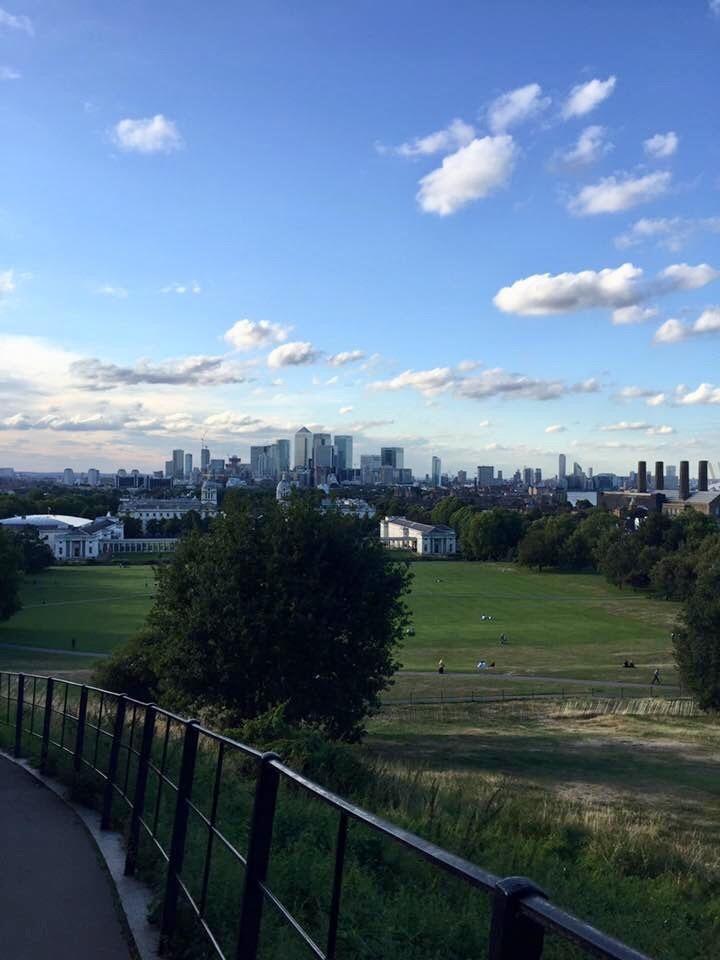Greenwich parque
