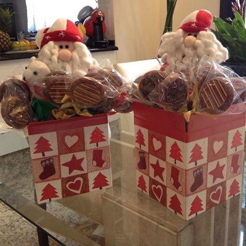 mimos natal chocolates