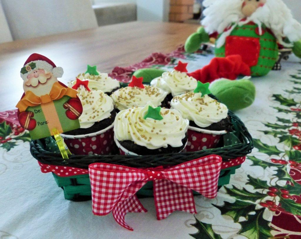 cupcakes mimos natal