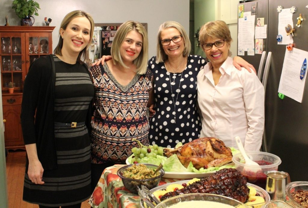 thanksgiving thankful brasileiros expatriados comemoracao