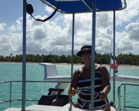 praia barco ferias